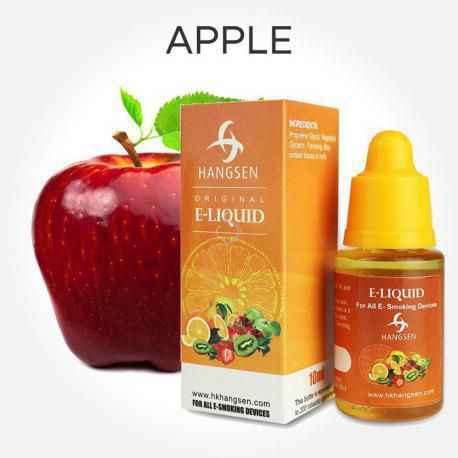 hangsen apple (manzana) 00mg 10ml