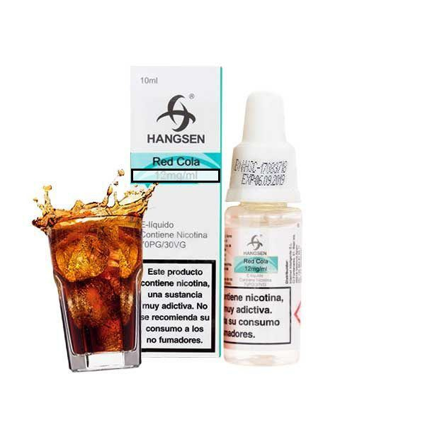 HANGSEN RED COLA (COCA-COLA) 0mg - 10ml