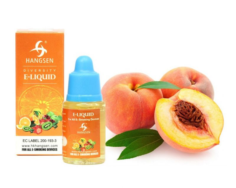 HANGSEN JUICY PEACH (MELOCOTÓN) 00mg - 10ml