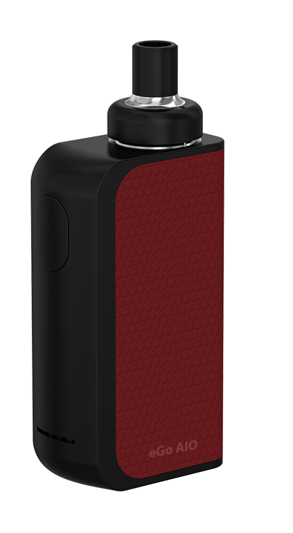 joyetech aio box start kit 2100 mah black/red