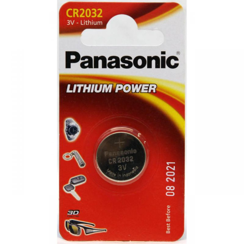 pilas panasonic cr 2032-3v