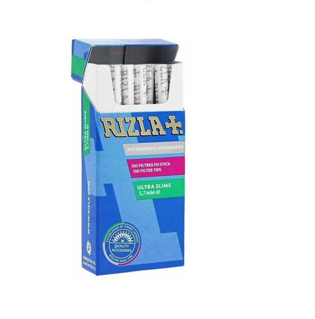 RIZLA ULTRA SLIM FILTER TIPS 5.7MM (1x20)