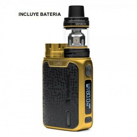 vaporesso swag kit 2 ml gold