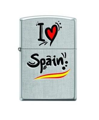 zippos i love spain