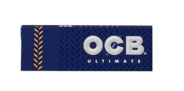 PAPEL DE FUMAR OCB ULTIMATE 1.1/4 - 1x25