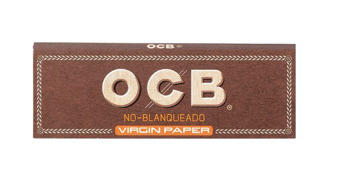 PAPEL DE FUMAR OCB VIRGIN 1.1/4 1x25