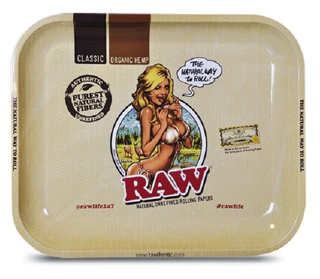 BANDEJA RAW GIRL 34 X 27,5