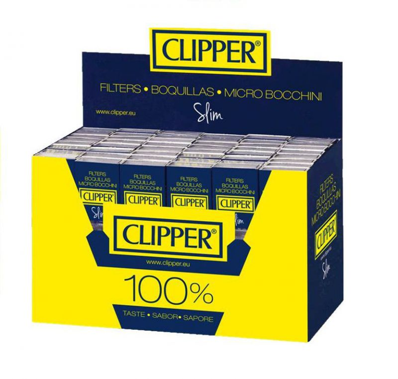 BOQUILLAS CLIPPER SLIM 1 X 30