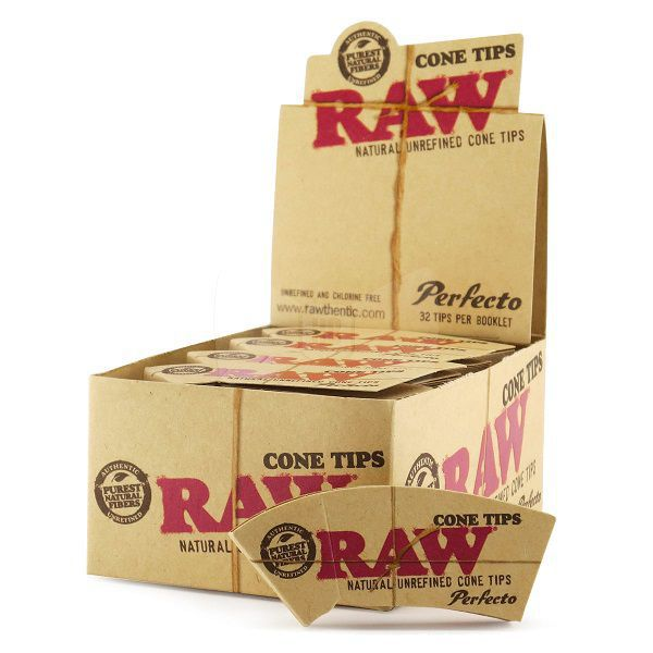 RAW CONE TIPS PERFECTO 1x24