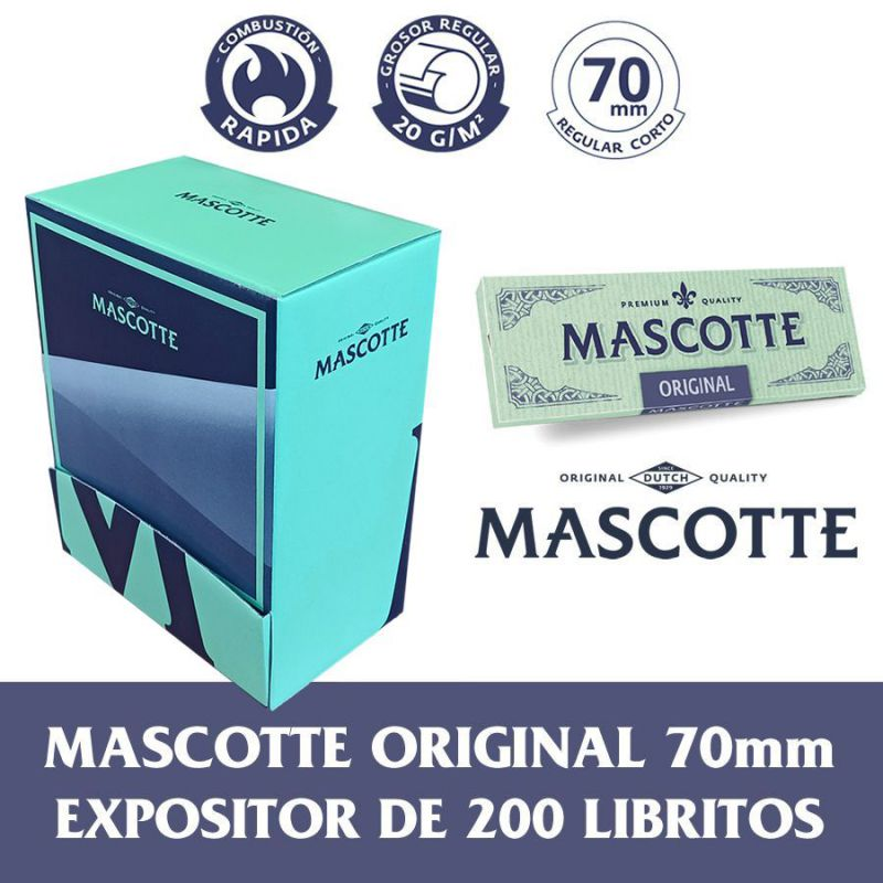 EXP.MASCOTTE ORIGINAL 70mm (1 X 200)