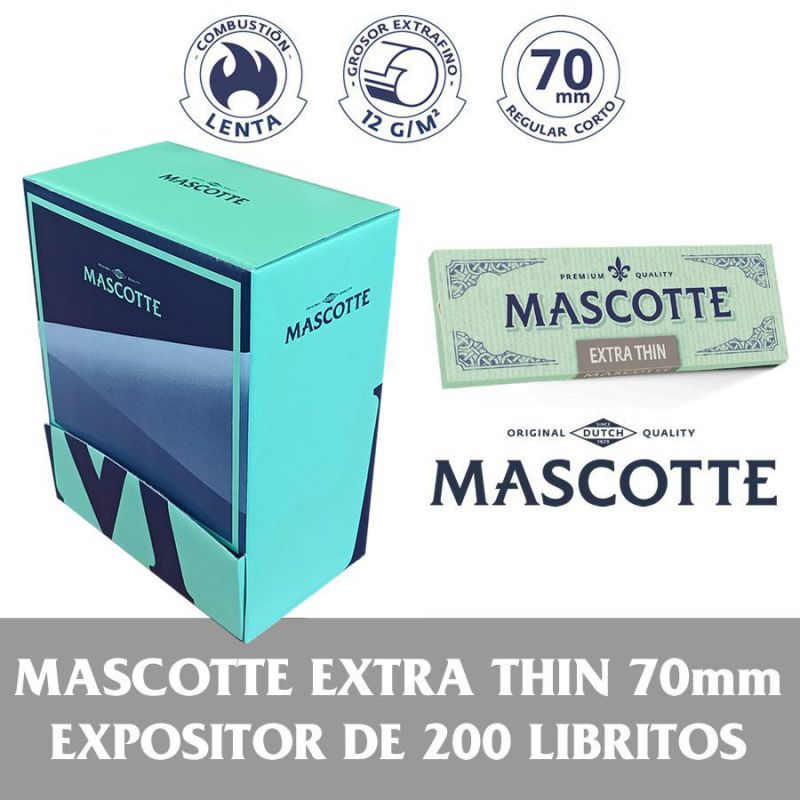 exp.mascotte extra thin 70 mm (1 x 200)