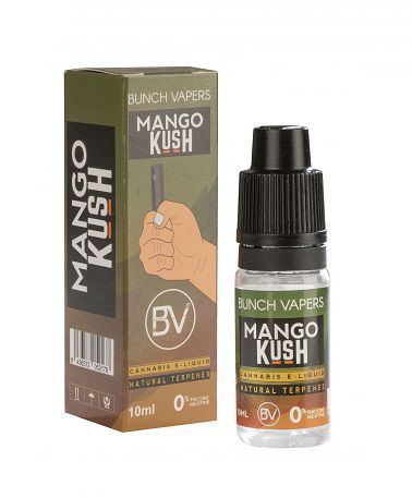 liquido bunch vapers mango kush 10 ml
