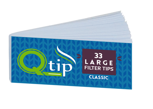 tips classic large q-tip 33 hojas (1x50)