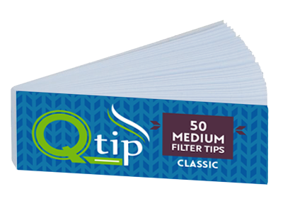 tips classic medium q-tip 50 hojas (1x50)