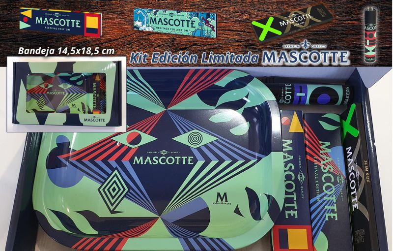 KIT MASCOTTE EDICION LIMITADA SMALL SIZE