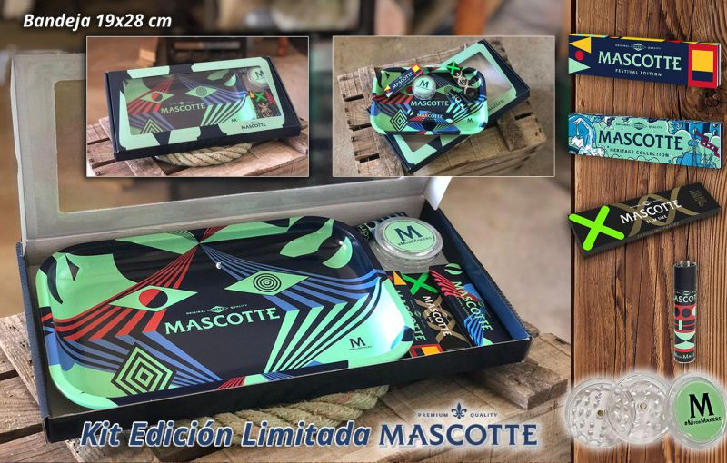 KIT MASCOTTE EDICION LIMITADA MEDIUM SIZE