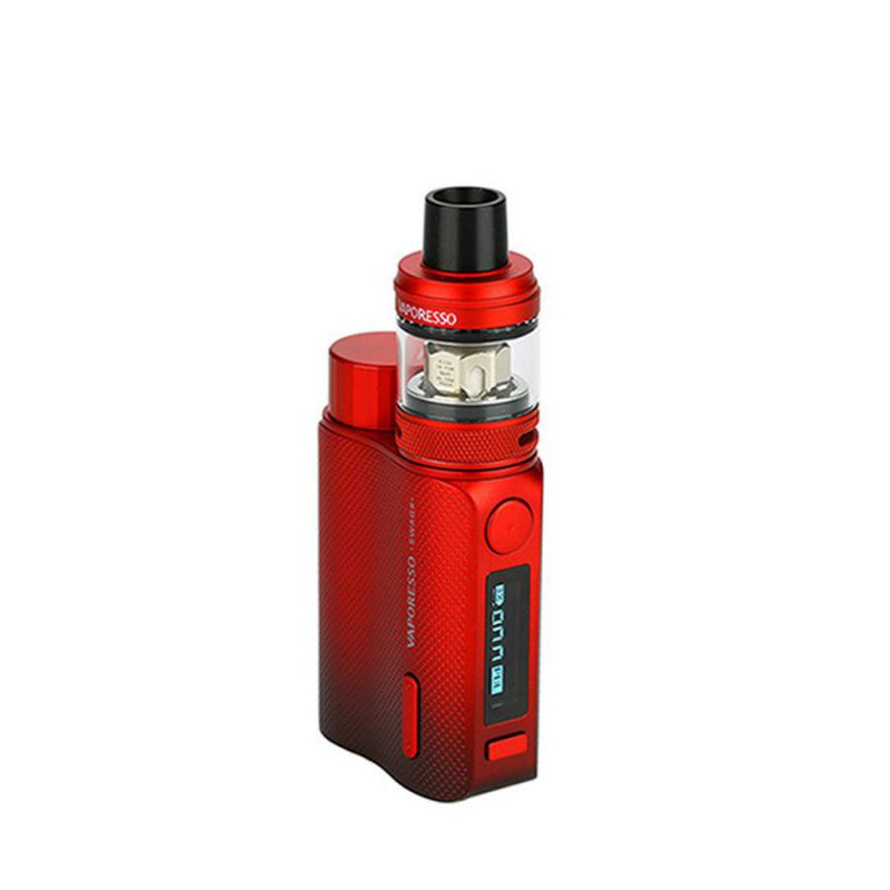 VAPORESSO SWAG 2 80 W + NRG MINI TANK 2 ML ROJO