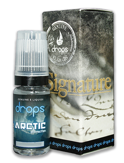 DROPS LIQUID ARTIC ATTRACTION 03MG - 10ML