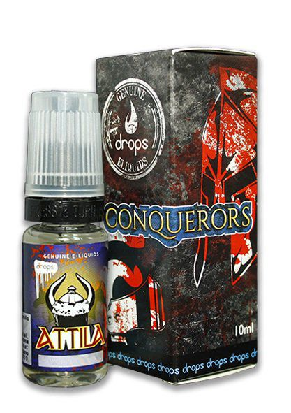 DROPS LIQUID ATTILA 12mg 10ml