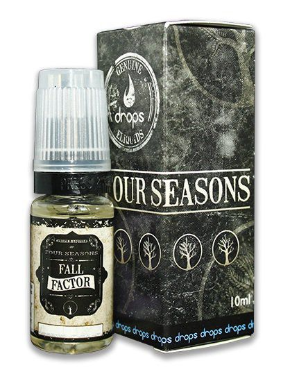 DROPS LIQUID FALL FACTOR 00mg 10ml