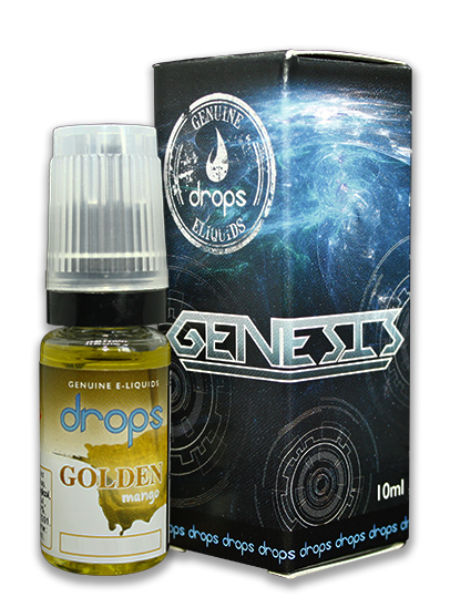 DROPS LIQUID GOLDEN MANGO 00MG - 10ML