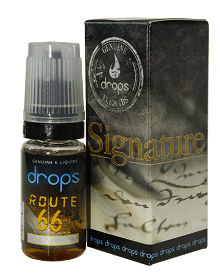 DROPS LIQUID ROUTE 66- 00MG 10 ML